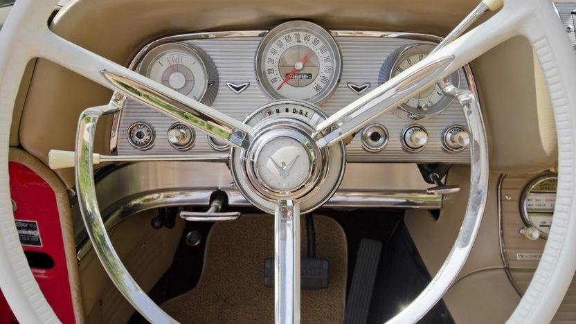 1960 Ford Thunderbird Convertible 430 CI, Tri-Power Intake presented as lot S59 at Boynton Beach, FL 2013 - image5