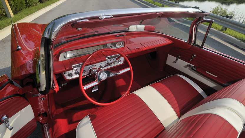 1960 Buick Invicta Convertible 401 CI, Automatic presented as lot S23 at Boynton Beach, FL 2013 - image4