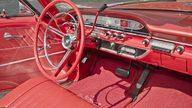 1961 Ford Galaxie Sunliner Red/Red, Continental Kit presented as lot S32 at Boynton Beach, FL 2013 - thumbail image6