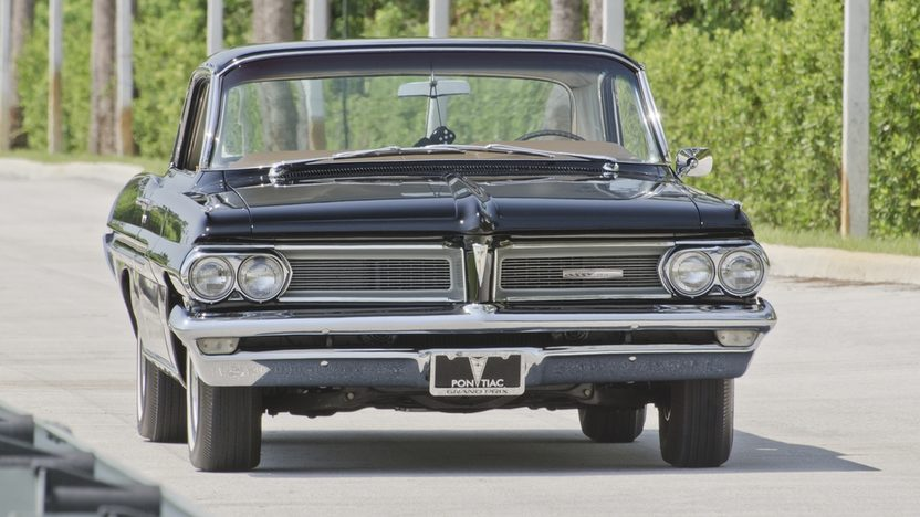 1962 Pontiac Grand Prix Hardtop 389 CI, Automatic presented as lot S31 at Boynton Beach, FL 2013 - image12