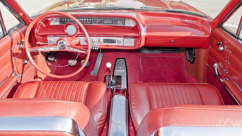 1963 Chevrolet Impala SS Convertible 409 CI, 4-Speed presented as lot S45 at Boynton Beach, FL 2013 - image5