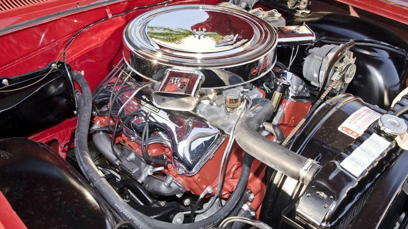 1963 Chevrolet Impala SS Convertible 409 CI, 4-Speed presented as lot S45 at Boynton Beach, FL 2013 - image7