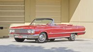 1963 Chevrolet Impala SS Convertible 409 CI, 4-Speed presented as lot S45 at Boynton Beach, FL 2013 - thumbail image12