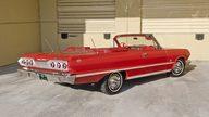 1963 Chevrolet Impala SS Convertible 409 CI, 4-Speed presented as lot S45 at Boynton Beach, FL 2013 - thumbail image2