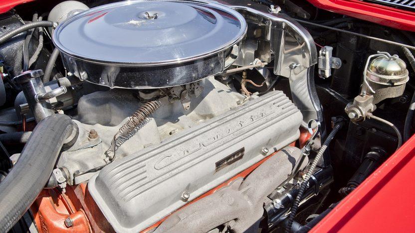 1963 Chevrolet Corvette Convertible 327/340 HP, Custom Paint and Interior presented as lot S44 at Boynton Beach, FL 2013 - image7