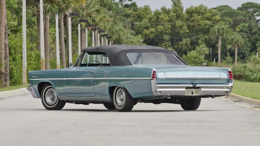 1963 Pontiac Catalina Convertible 389 CI. Power Top presented as lot S16 at Boynton Beach, FL 2013 - image2