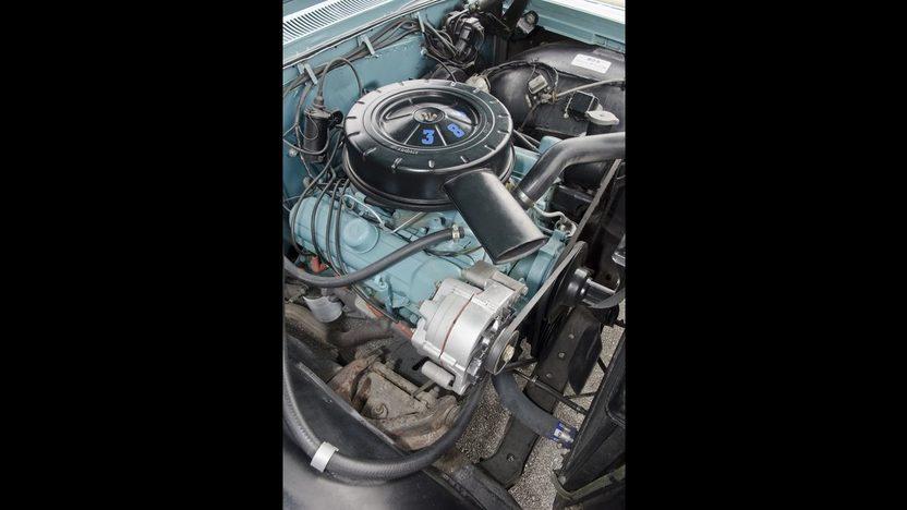 1963 Pontiac Catalina Convertible 389 CI. Power Top presented as lot S16 at Boynton Beach, FL 2013 - image8