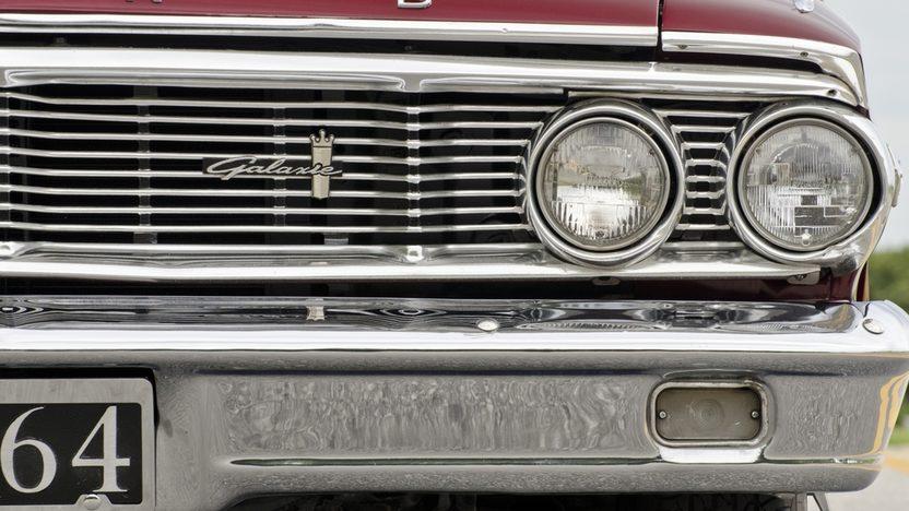 1964 Ford Galaxie 500 XL Convertible 390 CI, 4-Speed presented as lot S18 at Boynton Beach, FL 2013 - image10
