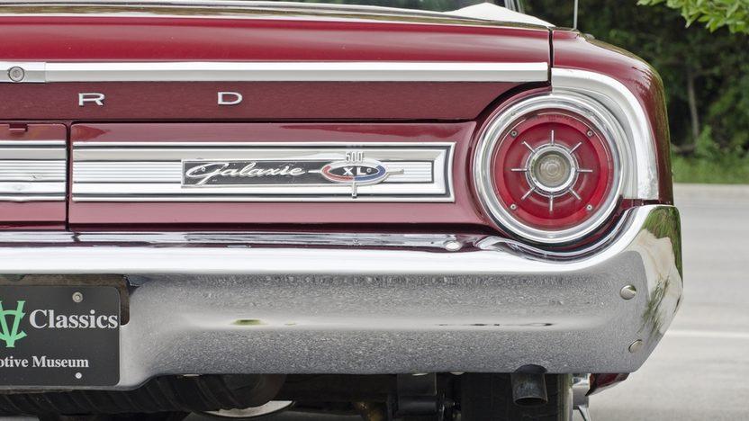 1964 Ford Galaxie 500 XL Convertible 390 CI, 4-Speed presented as lot S18 at Boynton Beach, FL 2013 - image11
