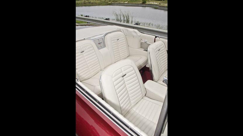 1964 Ford Galaxie 500 XL Convertible 390 CI, 4-Speed presented as lot S18 at Boynton Beach, FL 2013 - image6