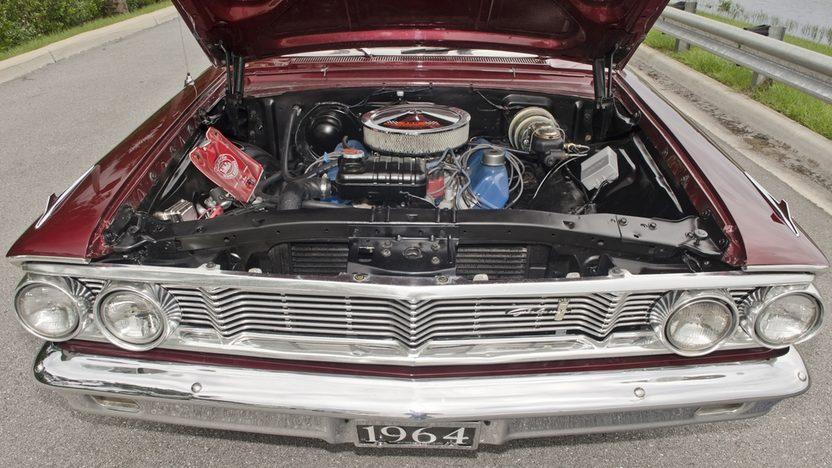 1964 Ford Galaxie 500 XL Convertible 390 CI, 4-Speed presented as lot S18 at Boynton Beach, FL 2013 - image9