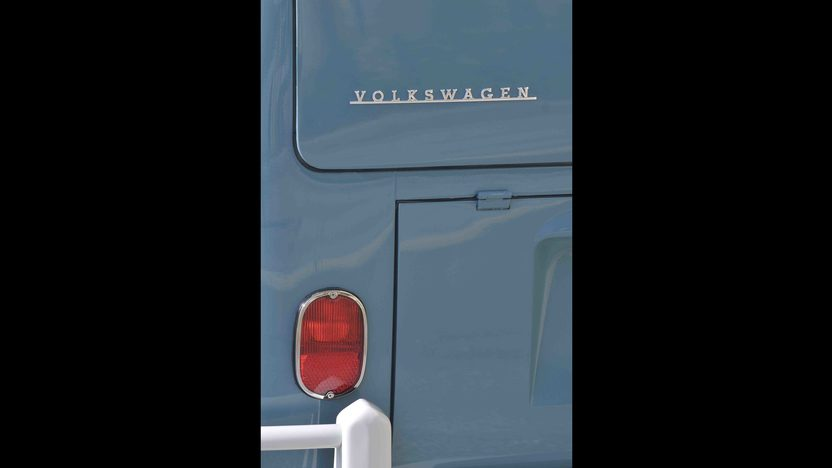 1967 Volkswagen 13 Window Bus 1600 CC, Complete Restoration presented as lot S60 at Boynton Beach, FL 2013 - image9