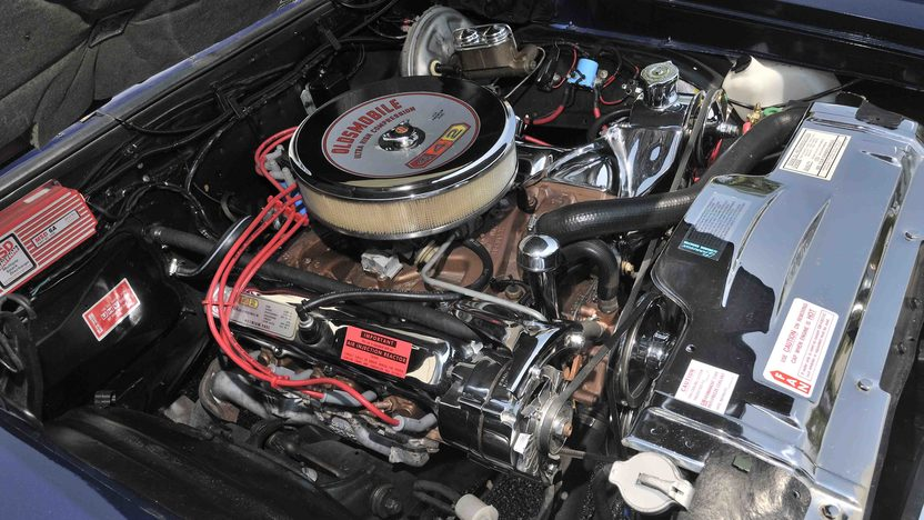 1967 Oldsmobile 442 Convertible 400/350 HP, 4-Speed presented as lot S28 at Boynton Beach, FL 2013 - image6