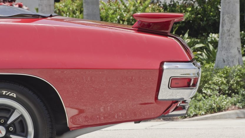 1970 Pontiac GTO Convertible 455 CI, Automatic presented as lot S29 at Boynton Beach, FL 2013 - image8