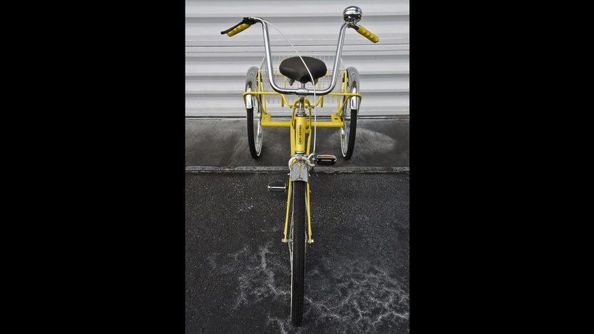 1970 Schwinn Trike presented as lot S1 at Boynton Beach, FL 2013 - image8