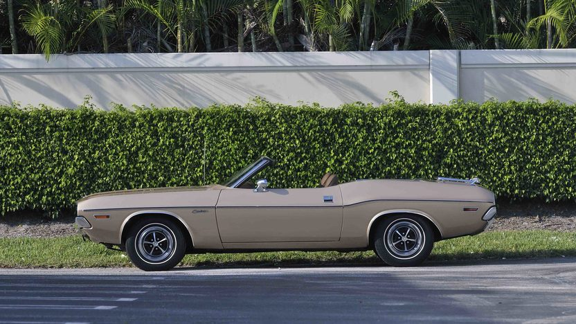 1971 Dodge Challenger Convertible 383 CI, Automatic presented as lot S20 at Boynton Beach, FL 2013 - image3