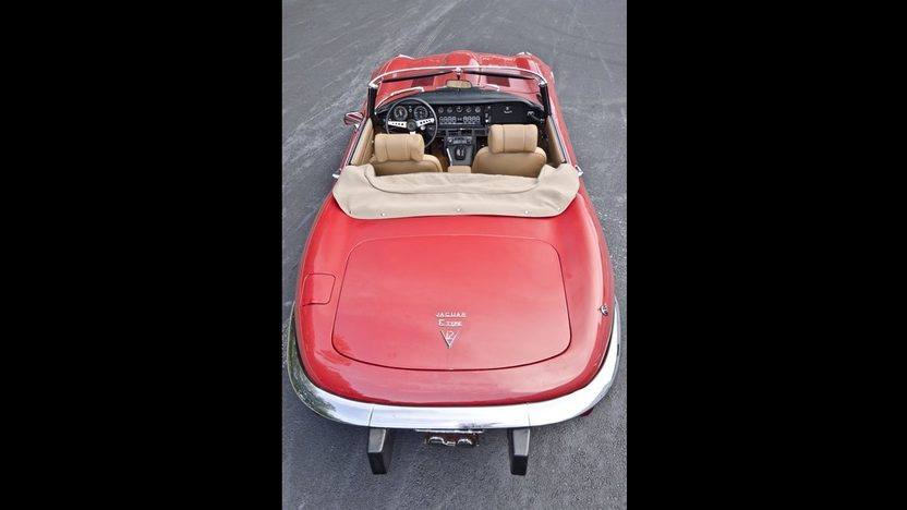 1974 Jaguar XKE Roadster 5.3L, Nut and Bolt Restoration presented as lot S42 at Boynton Beach, FL 2013 - image11