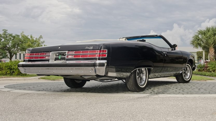 1975 Pontiac Grandville Convertible 455 CI, Loaded with Options presented as lot S74 at Boynton Beach, FL 2013 - image2