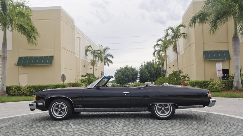 1975 Pontiac Grandville Convertible 455 CI, Loaded with Options presented as lot S74 at Boynton Beach, FL 2013 - image3