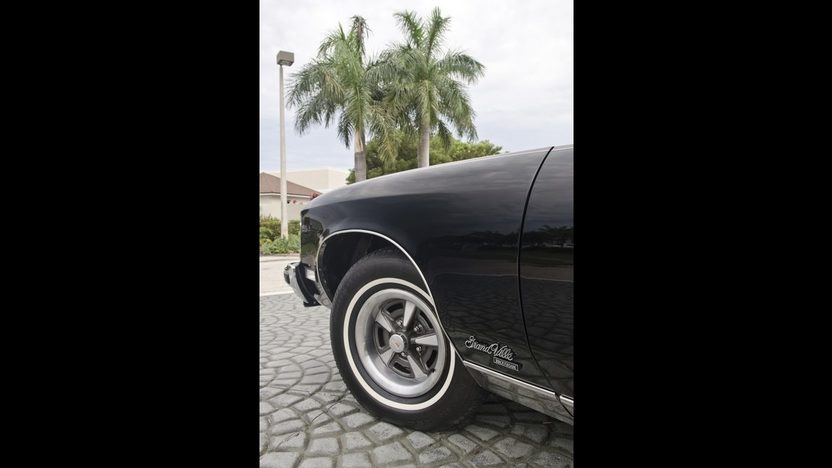 1975 Pontiac Grandville Convertible 455 CI, Loaded with Options presented as lot S74 at Boynton Beach, FL 2013 - image9