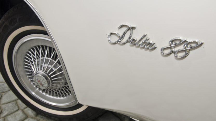 1975 Oldsmobile Delta 88 Convertible 350 CI, Triple White presented as lot S73 at Boynton Beach, FL 2013 - image11