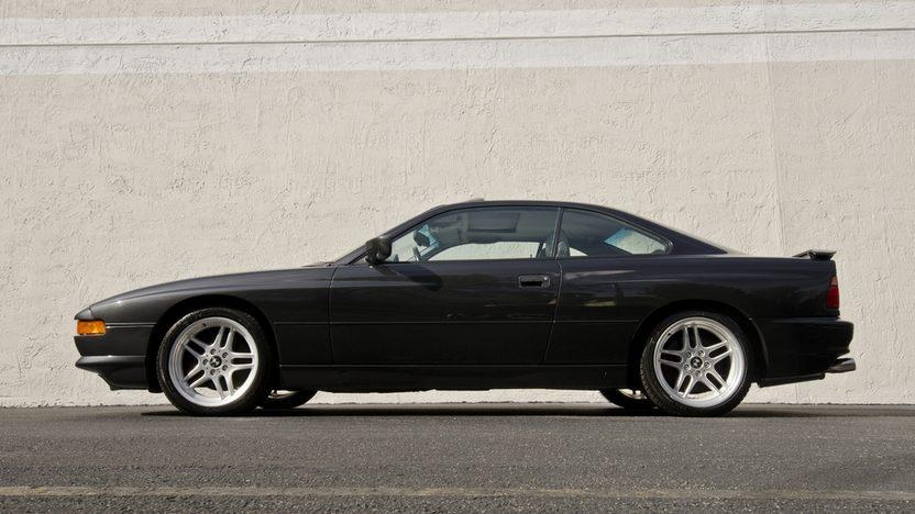 1991 BMW 850i 5.0L V-12, Power Everything presented as lot S77 at Boynton Beach, FL 2013 - image12