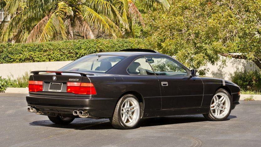 1991 BMW 850i 5.0L V-12, Power Everything presented as lot S77 at Boynton Beach, FL 2013 - image2