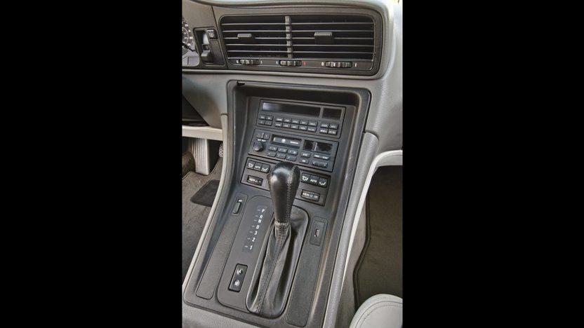 1991 BMW 850i 5.0L V-12, Power Everything presented as lot S77 at Boynton Beach, FL 2013 - image4