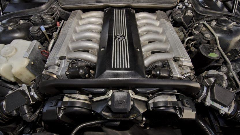 1991 BMW 850i 5.0L V-12, Power Everything presented as lot S77 at Boynton Beach, FL 2013 - image7