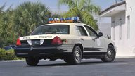 2003 Ford Crown Victoria Police Car Florida Highway Patrol Car Replica presented as lot S78 at Boynton Beach, FL 2013 - thumbail image2
