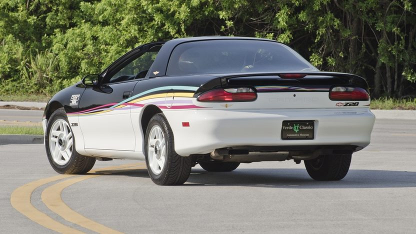 1993 Chevrolet Camaro Z28 Pace Car Edition LT1, Automatic presented as lot S12 at Boynton Beach, FL 2013 - image2