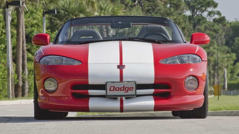1994 Dodge Viper RT/10 Roadster 8.0L, 6-Speed presented as lot S62 at Boynton Beach, FL 2013 - image10