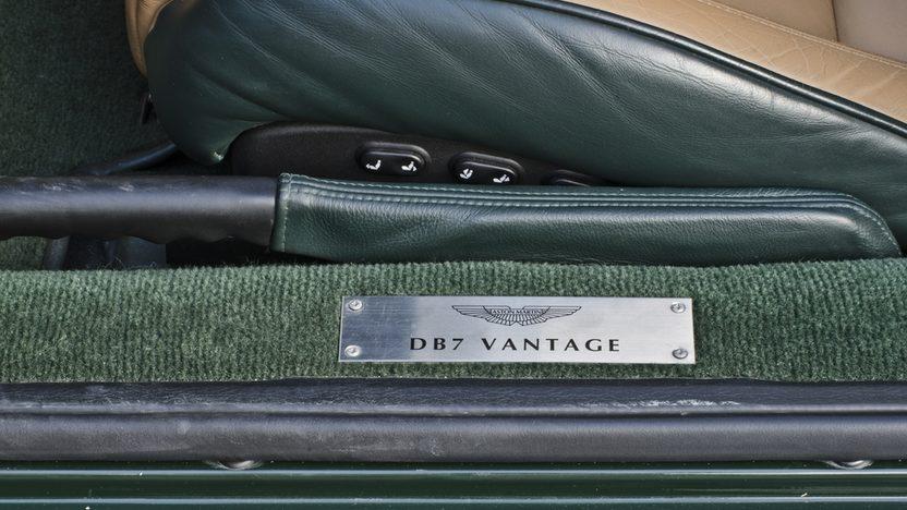 2002 Aston Martin DB7 Vantage Convertible 6.0L V-12, 29,000 Miles presented as lot S64 at Boynton Beach, FL 2013 - image11