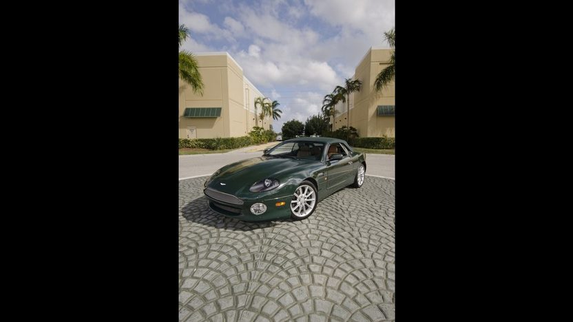2002 Aston Martin DB7 Vantage Convertible 6.0L V-12, 29,000 Miles presented as lot S64 at Boynton Beach, FL 2013 - image12