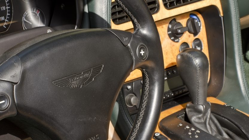 2002 Aston Martin DB7 Vantage Convertible 6.0L V-12, 29,000 Miles presented as lot S64 at Boynton Beach, FL 2013 - image6