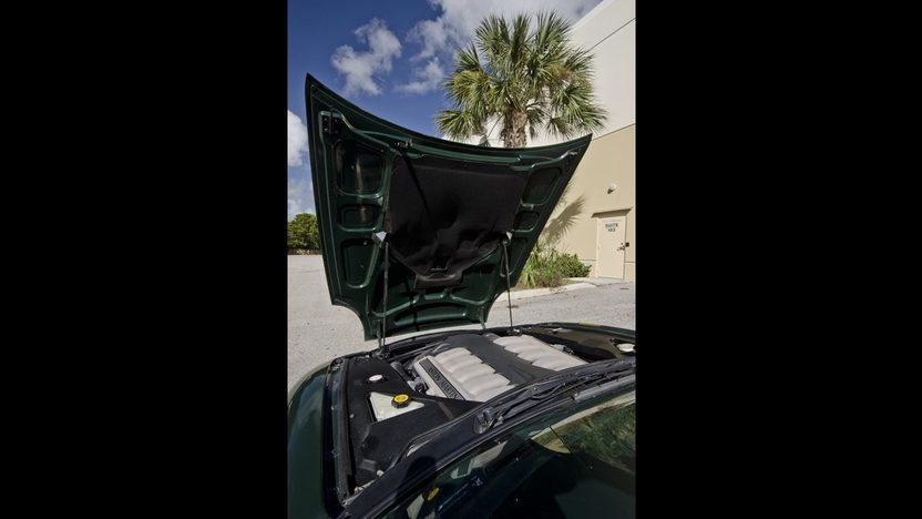 2002 Aston Martin DB7 Vantage Convertible 6.0L V-12, 29,000 Miles presented as lot S64 at Boynton Beach, FL 2013 - image7
