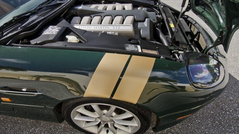 2002 Aston Martin DB7 Vantage Convertible 6.0L V-12, 29,000 Miles presented as lot S64 at Boynton Beach, FL 2013 - image8