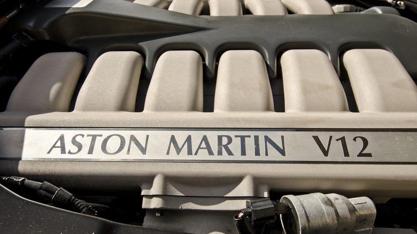 2002 Aston Martin DB7 Vantage Convertible 6.0L V-12, 29,000 Miles presented as lot S64 at Boynton Beach, FL 2013 - image9