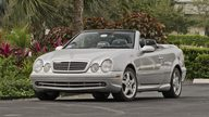 2002 Mercedes-Benz CLK55 AMG Convertible 65,000 Miles Since New presented as lot S75 at Boynton Beach, FL 2013 - thumbail image11