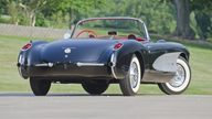 1957 Chevrolet Corvette Convertible 283/283 HP, 4-Speed presented as lot S21 at St. Charles, IL 2011 - thumbail image3