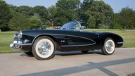 1958 Chevrolet Corvette Convertible 283/270 HP, 4-Speed presented as lot S22 at St. Charles, IL 2011 - thumbail image3