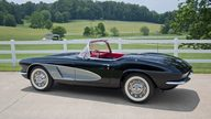 1961 Chevrolet Corvette Convertible 283/270 HP, 4-Speed presented as lot S25 at St. Charles, IL 2011 - thumbail image4