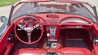 1961 Chevrolet Corvette Convertible 283/270 HP, 4-Speed presented as lot S25 at St. Charles, IL 2011 - thumbail image5