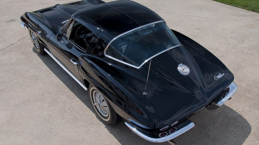 1964 Chevrolet Corvette Coupe 327/375 HP, 4-Speed presented as lot S32 at St. Charles, IL 2011 - image8
