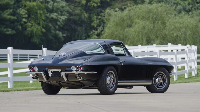 1965 Chevrolet Corvette Coupe 327/375 HP, 4-Speed presented as lot S35 at St. Charles, IL 2011 - image2