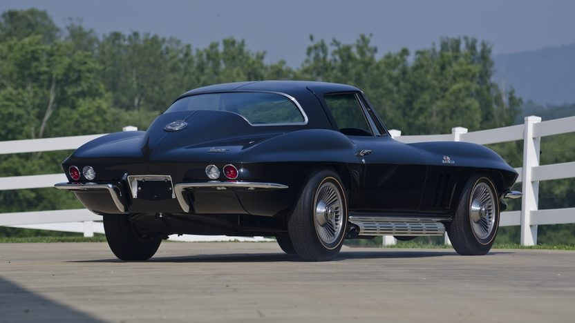 1966 Chevrolet Corvette Coupe 36 Gallon Fuel Tank presented as lot S39 at St. Charles, IL 2011 - image2