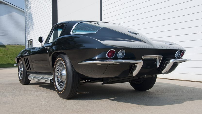 1966 Chevrolet Corvette Coupe 36 Gallon Fuel Tank presented as lot S39 at St. Charles, IL 2011 - image3