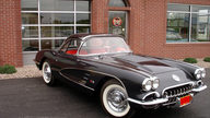 1958 Chevrolet Corvette Convertible 283/250 HP, 4-Speed presented as lot S68 at St. Charles, IL 2011 - thumbail image3