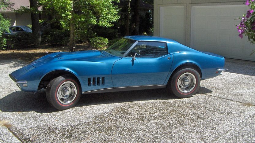 1968 Chevrolet Corvette L88 Coupe 427/430 HP, 4-Speed presented as lot S78 at St. Charles, IL 2011 - image3