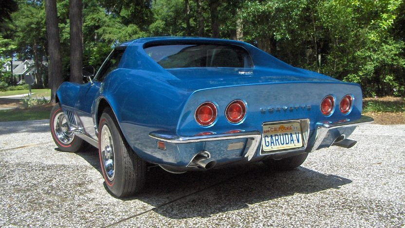 1968 Chevrolet Corvette L88 Coupe 427/430 HP, 4-Speed presented as lot S78 at St. Charles, IL 2011 - image4